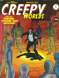Cover Thumbnail for Creepy Worlds (Alan Class, 1962 series) #241