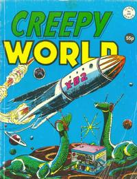 Cover Thumbnail for Creepy Worlds (Alan Class, 1962 series) #245