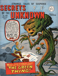 Cover Thumbnail for Secrets of the Unknown (Alan Class, 1962 series) #29