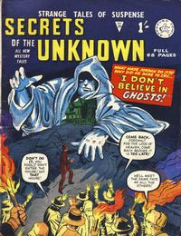 Cover Thumbnail for Secrets of the Unknown (Alan Class, 1962 series) #34