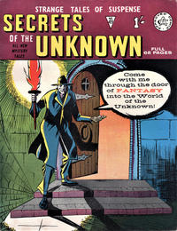 Cover Thumbnail for Secrets of the Unknown (Alan Class, 1962 series) #49