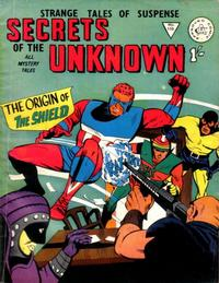 Cover Thumbnail for Secrets of the Unknown (Alan Class, 1962 series) #110