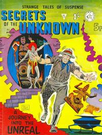 Cover Thumbnail for Secrets of the Unknown (Alan Class, 1962 series) #120