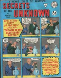 Cover Thumbnail for Secrets of the Unknown (Alan Class, 1962 series) #133