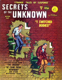 Cover Thumbnail for Secrets of the Unknown (Alan Class, 1962 series) #149