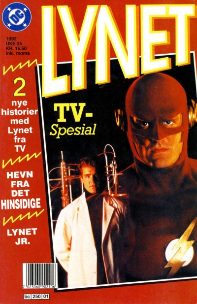 Cover for Lynet TV-spesial (Semic, 1992 series)