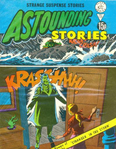 Cover for Astounding Stories (Alan Class, 1966 series) #128