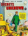 Cover for Secrets of the Unknown (Alan Class, 1962 series) #202