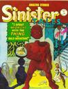 Cover for Sinister Tales (Alan Class, 1964 series) #199