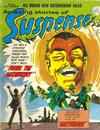 Cover for Amazing Stories of Suspense (Alan Class, 1963 series) #36