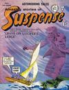 Cover for Amazing Stories of Suspense (Alan Class, 1963 series) #54