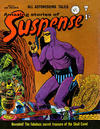 Cover for Amazing Stories of Suspense (Alan Class, 1963 series) #80