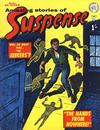 Cover for Amazing Stories of Suspense (Alan Class, 1963 series) #83