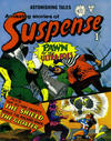 Cover for Amazing Stories of Suspense (Alan Class, 1963 series) #102
