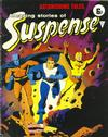 Cover for Amazing Stories of Suspense (Alan Class, 1963 series) #121