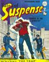 Cover for Amazing Stories of Suspense (Alan Class, 1963 series) #133