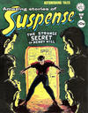 Cover for Amazing Stories of Suspense (Alan Class, 1963 series) #138