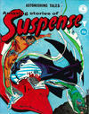 Cover for Amazing Stories of Suspense (Alan Class, 1963 series) #204