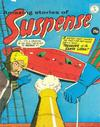Cover for Amazing Stories of Suspense (Alan Class, 1963 series) #208