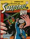 Cover for Amazing Stories of Suspense (Alan Class, 1963 series) #212