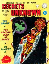 Cover Thumbnail for Secrets of the Unknown (Alan Class, 1962 series) #205
