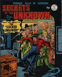 Cover Thumbnail for Secrets of the Unknown (Alan Class, 1962 series) #223