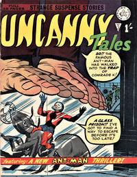 Cover Thumbnail for Uncanny Tales (Alan Class, 1963 series) #3