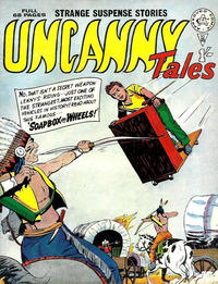 Cover Thumbnail for Uncanny Tales (Alan Class, 1963 series) #18