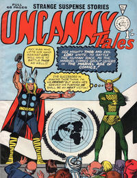 Cover Thumbnail for Uncanny Tales (Alan Class, 1963 series) #26