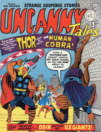Cover Thumbnail for Uncanny Tales (Alan Class, 1963 series) #29