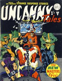 Cover Thumbnail for Uncanny Tales (Alan Class, 1963 series) #59