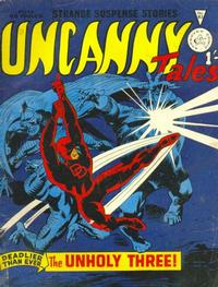 Cover Thumbnail for Uncanny Tales (Alan Class, 1963 series) #63