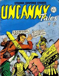 Cover Thumbnail for Uncanny Tales (Alan Class, 1963 series) #68
