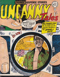 Cover Thumbnail for Uncanny Tales (Alan Class, 1963 series) #72