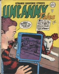 Cover Thumbnail for Uncanny Tales (Alan Class, 1963 series) #73