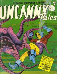 Cover for Uncanny Tales (Alan Class, 1963 series) #84