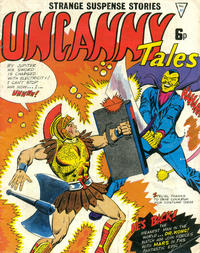 Cover Thumbnail for Uncanny Tales (Alan Class, 1963 series) #87