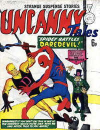 Cover Thumbnail for Uncanny Tales (Alan Class, 1963 series) #90