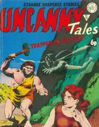 Cover Thumbnail for Uncanny Tales (Alan Class, 1963 series) #92 [6 Pence Variant]