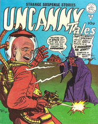 Cover Thumbnail for Uncanny Tales (Alan Class, 1963 series) #111