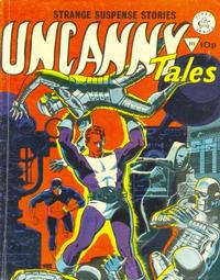 Cover Thumbnail for Uncanny Tales (Alan Class, 1963 series) #115