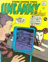 Cover Thumbnail for Uncanny Tales (Alan Class, 1963 series) #118