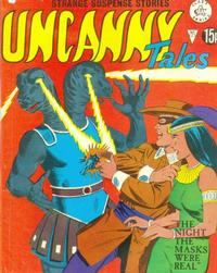 Cover for Uncanny Tales (Alan Class, 1963 series) #125