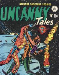 Cover Thumbnail for Uncanny Tales (Alan Class, 1963 series) #132