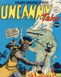 Cover Thumbnail for Uncanny Tales (Alan Class, 1963 series) #133