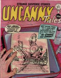Cover Thumbnail for Uncanny Tales (Alan Class, 1963 series) #143