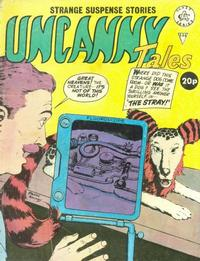 Cover Thumbnail for Uncanny Tales (Alan Class, 1963 series) #144