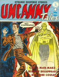 Cover Thumbnail for Uncanny Tales (Alan Class, 1963 series) #146