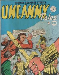 Cover for Uncanny Tales (Alan Class, 1963 series) #148