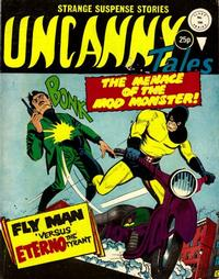 Cover Thumbnail for Uncanny Tales (Alan Class, 1963 series) #156
